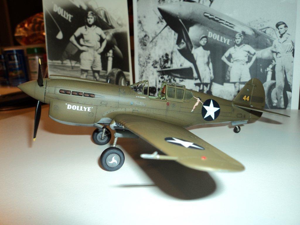 P-40E Eisenberg