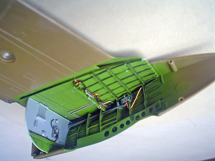 Ruben Torres A-20 PYN-up Nacelle Painted
