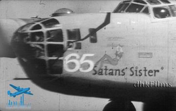 B-24D Satans Sister