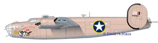 B-24D Wongo Wongo