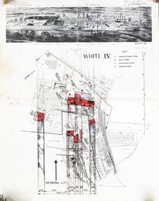 Ploesti Attack Map
