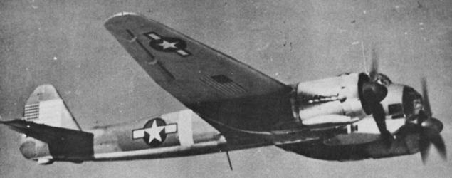 Ju 88 American Flag